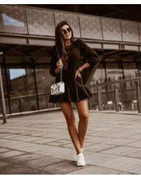 Фустан - код 11512 - црна