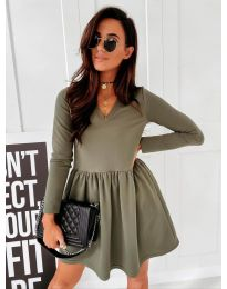 Фустан - код 0060 - путер зелена