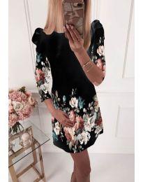 Фустан - код 930 - црна