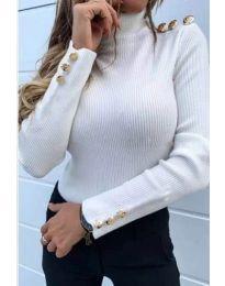 Блуза - код 378 - бела