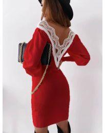 Фустан - код 1718 - црвена