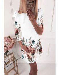 Фустан - код 930 - бела