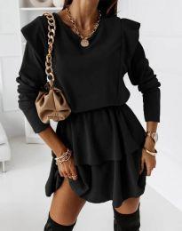 Фустан - код 12042 - црна