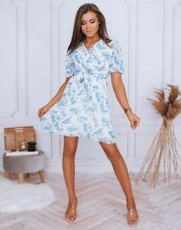 Фустан - код 4082 - 6 - шарено