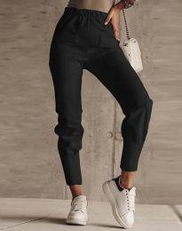 Панталони - код 2252 - црна