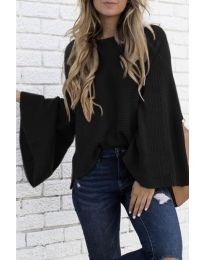 Блуза - код 0202 - црна