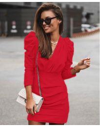 Фустан - код 870 - црвена