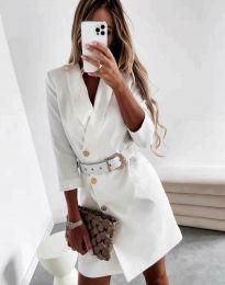 Фустан - код 9257 - бела