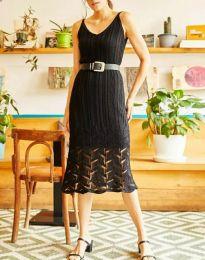 Фустан - код 0351 - црна