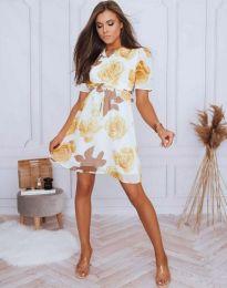 Фустан - код 4082 - 3 - шарено