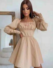 Фустан - код 8150 - кремова