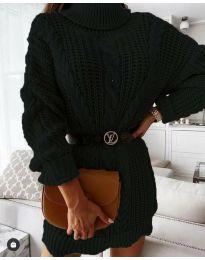 Фустан - код 6071 - црна