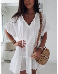 Фустан - код 559 - бело