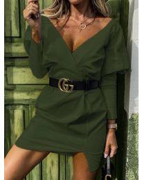 Фустан - код 1617 - зелена