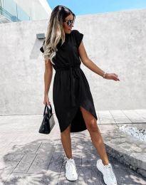 Фустан - код 2074 - црна