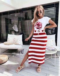 Фустан - код 0232 - црвена