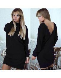 Фустан - код 0502 - црна