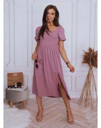 Фустан - код 2117 - 1 - виолетова