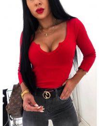 Блуза - код 875 - црвена