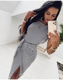 Фустан - код 2366 - црна