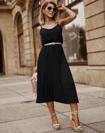 Фустан - код 1249 - црна
