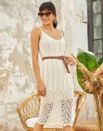 Фустан - код 0351 - бела
