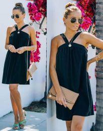 Фустан - код 9103 - црна
