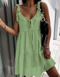 Фустан - код 2540 - зелена