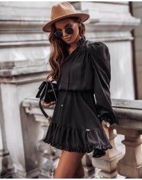 Фустан - код 3231 - црна