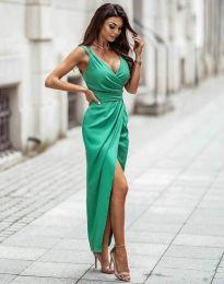 Фустан - код 6135 - зелена