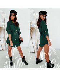 Фустан - код 976 - зелена
