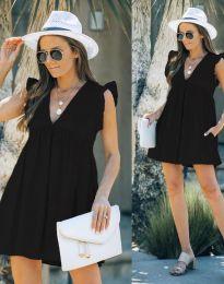 Фустан - код 7141 - црна