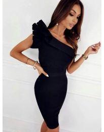 Фустан - код 2049 - 2 - црна