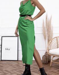 Фустан - код 6231 - зелена