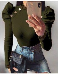 Блуза - код 9630 - 2