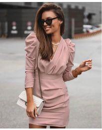 Фустан - код 870 - пудра