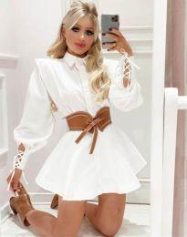 Фустан - код 44589 - 2 - бело