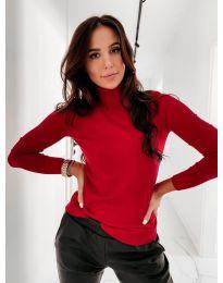 Блуза - код 8861 - црвена