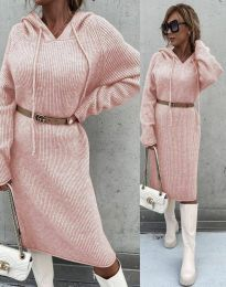 Фустан - код 6449 - розова