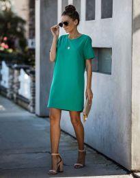 Фустан - код 4408 - зелена