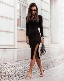Фустан - код 6593 - црна