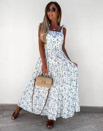 Фустан - код 2653 - шарено