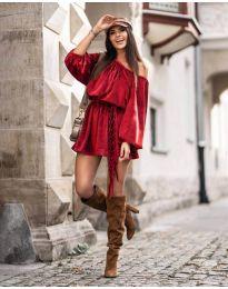Фустан - код 324 - црвена
