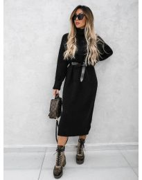 Фустан - код 0590 - црна