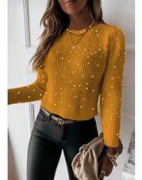 Блуза - код 419 - окер