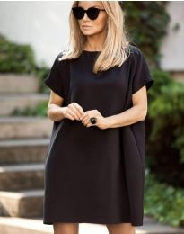 Фустан - код 6332 - 4 - црна