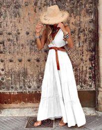 Фустан - код 0817 - бела