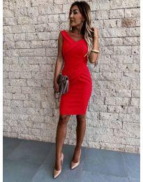 Фустан - код 1104 - црвена