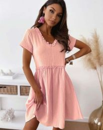 Фустан - код 1679 - 2 - розова