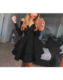 Фустан - код 228 - црна